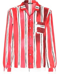 Dolce & Gabbana Brushstroke Print Shirt