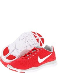 Red Athletic Shoes