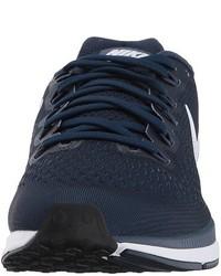 fbe47db2b Nike Air Zoom Pegasus 34 Running Shoes, $110   Zappos   Lookastic.com