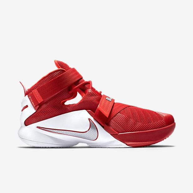 innovative design 56c73 10ad2 $130, Nike Lebron Soldier 9 Basketball Shoe