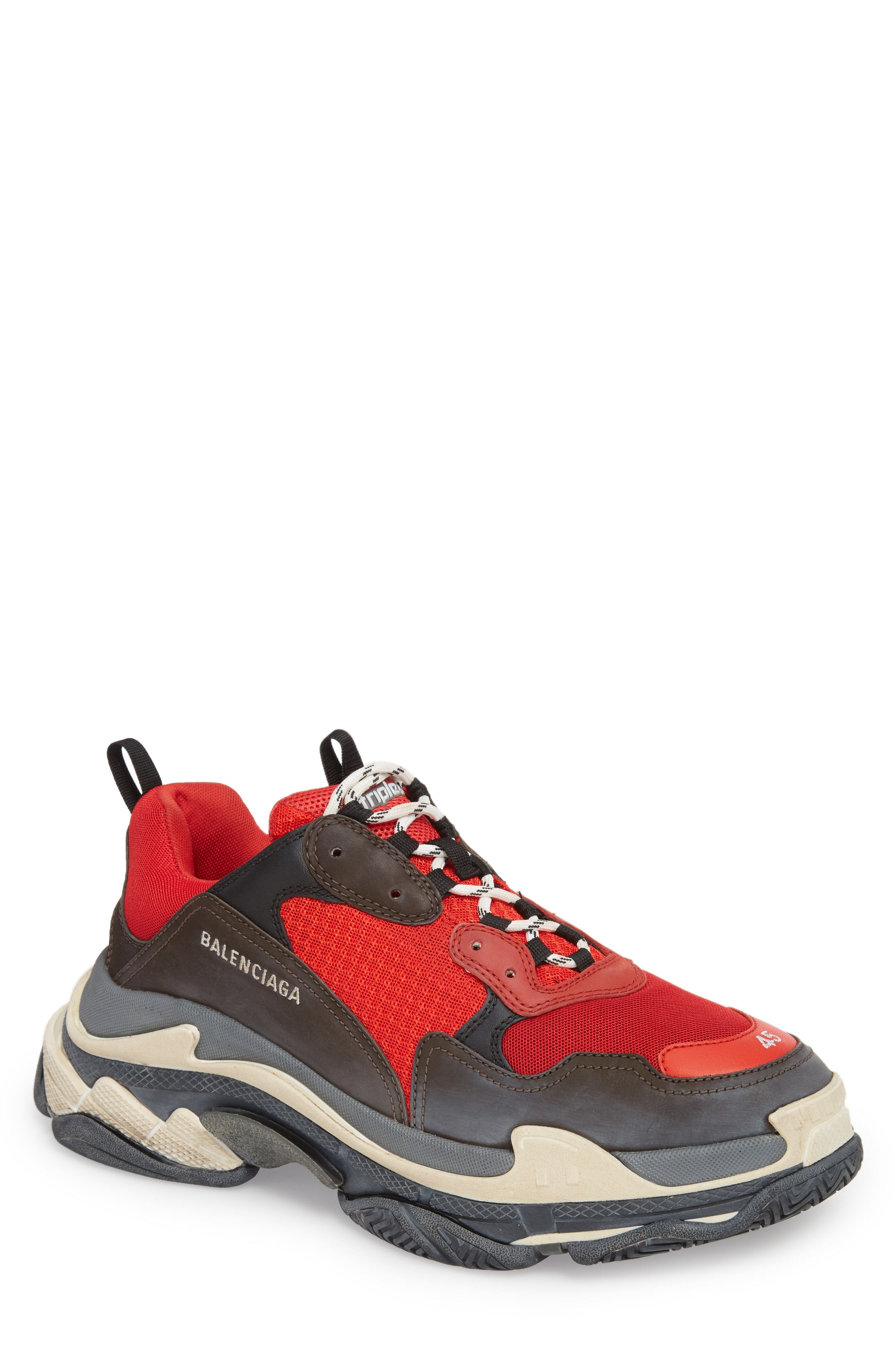 save off f996b 653bd Triple S Retro Sneaker