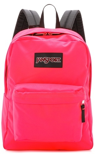 JanSport Black Label Superbreak Backpack | Where to buy & how to wear