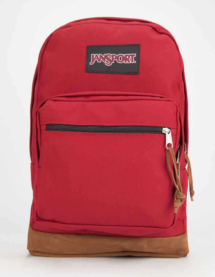 JanSport Right Pack Backpack | Where to buy & how to wear