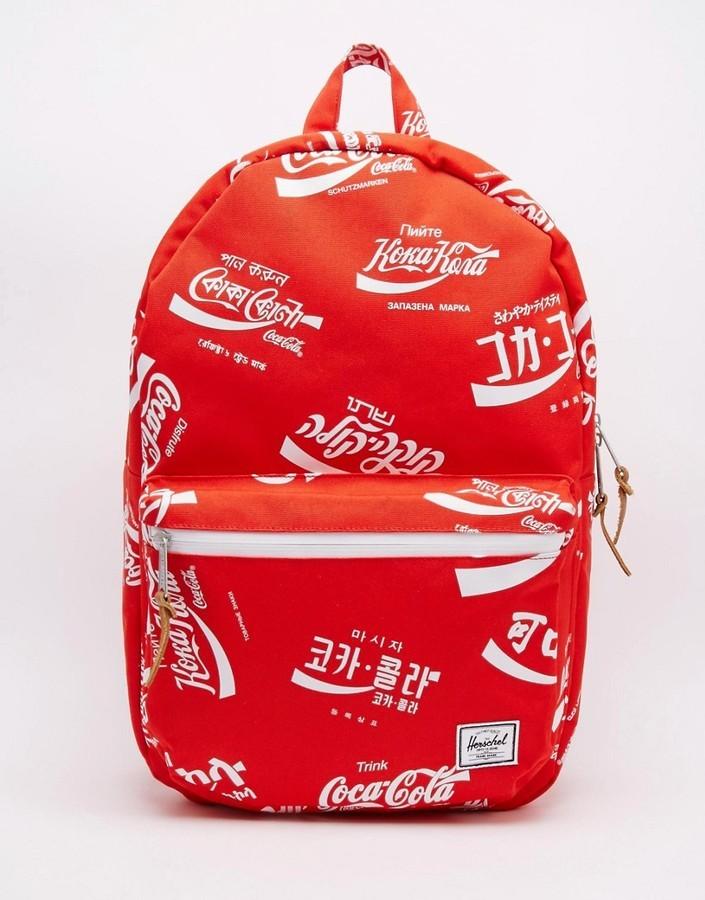 7ec0fcaa654 ... Herschel Supply Co Coca Cola Backpack ...