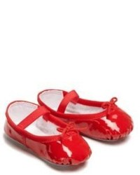 Bloch Infants Cha Cha Patent Leather Ballet Flats