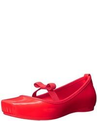 Mini Melissa Mel Ballet Bow Inf Ballet Flat