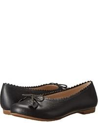Elephantito Scalloped Ballerina Girls Shoes