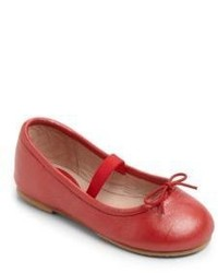 Bloch Toddlers Arabella Pearlized Leather Ballet Flats