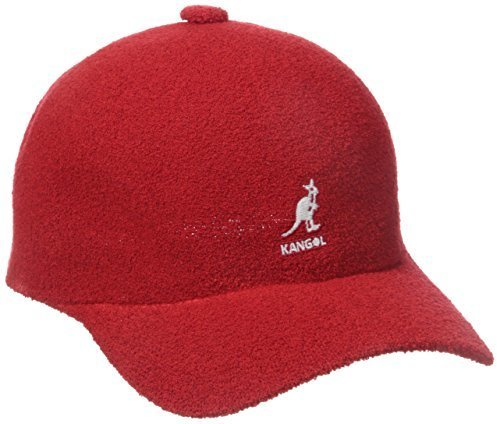 74fed682ce4604 Men's Fashion › Headwear › Baseball Caps › Amazon.com › Kangol › Red Baseball  Caps Kangol Bermuda Spacecap