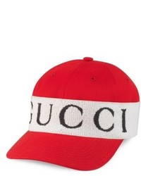 Gucci Knit Band Ball Cap