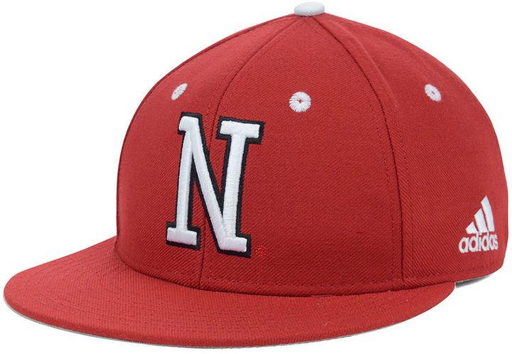 ed99f4bf20c2e ... aliexpress adidas nebraska cornhuskers on field baseball cap 1067b f2e71