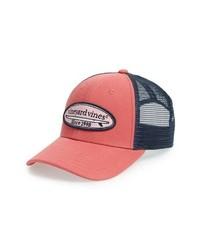 Vineyard Vines Surf Patch Trucker Hat