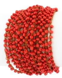 17 Street Seed Bead Bracelet