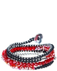 Ananda Cotton Wrap Bracelet