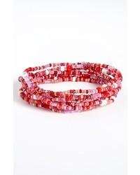 Me to We Artisans Rafiki Health Beaded Bracelet