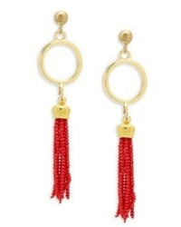 Vanessa Mooney Marin Tassel Earrings