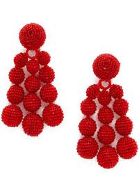 Sachin + Babi Sachin Babi Trinity Clip On Earrings