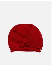 San Diego Hat Company Bead Bow Beanie