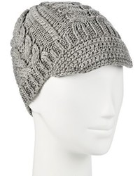 480a3037029bd ... Merona Cable Knit Beanie Winter Hat With Brim Tm ...