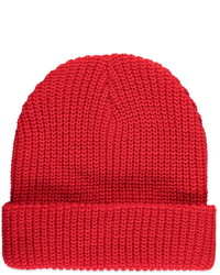 Forever 21 Fold Over Ribbed Beanie