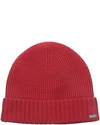 Hugo Boss Boss Fati Solid Knitted Beanie