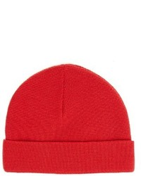 Ami Knitted Beanie Hat