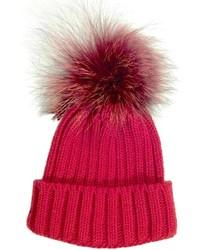 Limagine Beanie Fur Pompom