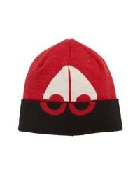 Moose Knuckles Logo Beanie