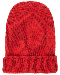 Mr Kim Dylan Beanie Red