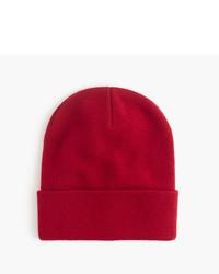 J.Crew Solid Beanie Hat