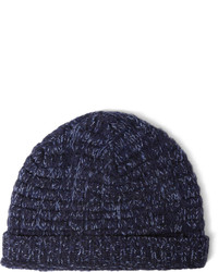Richard James Two Tone Wool Beanie