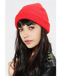 Urban Outfitters Waffle Knit Beanie