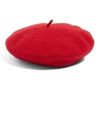 Audrey beret burgundy medium 765828