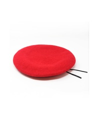 NOAKE Mia Wool Military Beret
