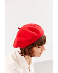 Urban Outfitters Wool Beret