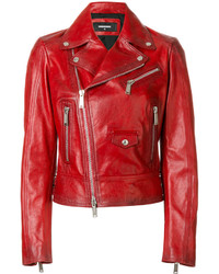 Dsquared2 Kiodo Biker Jacket
