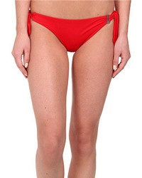 Emporio Armani Absolute Classic Knit Bikini Bottom Swimwear
