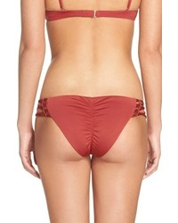 Dolce Vita Beaded Bikini Bottoms