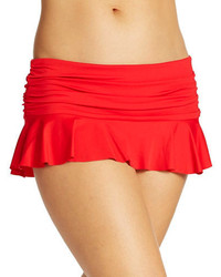 Lauren Ralph Lauren Skirted Swimsuit Bottoms