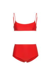 Matteau Square Crop Top Bikini