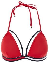 Tommy Hilfiger Triangle Bikini Top