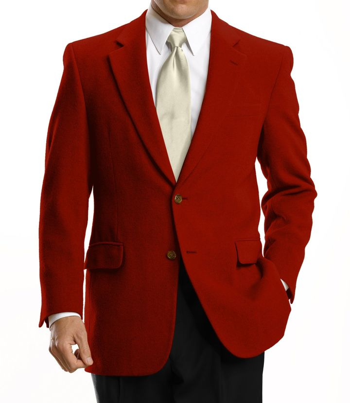 Jos. A. Bank Executive Two Button Camel Hair Blazer | Where to buy ...