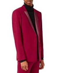 Skinny fit tuxedo jacket medium 1161805
