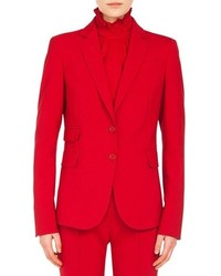 Akris Punto Stretch Blazer