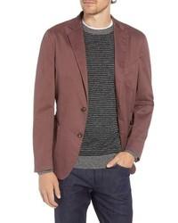 Trim fit stretch cotton blazer medium 8576402