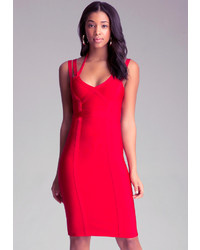 Womens Red Bodycon Dresses From Bebe Womens Fashion