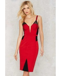 c0fddb9ce1 Factory Margaux Lace Up Bodycon Dress Red Out of stock · Nasty Gal Blow Me  A Kiss Bodycon Dress