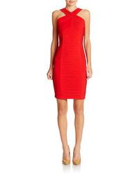 Calvin Klein Bodycon Halter Dress