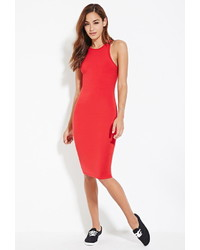 Women's Red Bodycon Dresses from Forever 21 | Women's Fashion