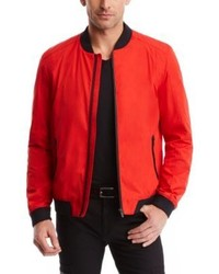 6d45ba252 Men's Red Jackets by Hugo Boss | Men's Fashion | Lookastic.com